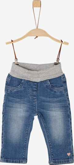 s.Oliver Junior Stretchjeans in blue denim, Produktansicht