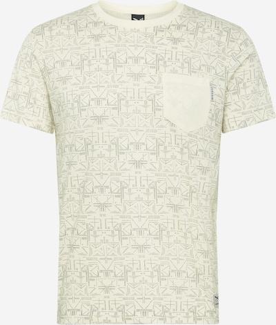 Iriedaily Shirt 'Sambasa' in grau / weiß, Produktansicht