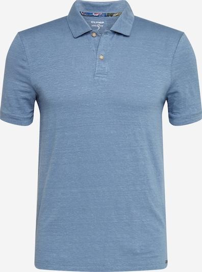 OLYMP Shirt in blau, Produktansicht