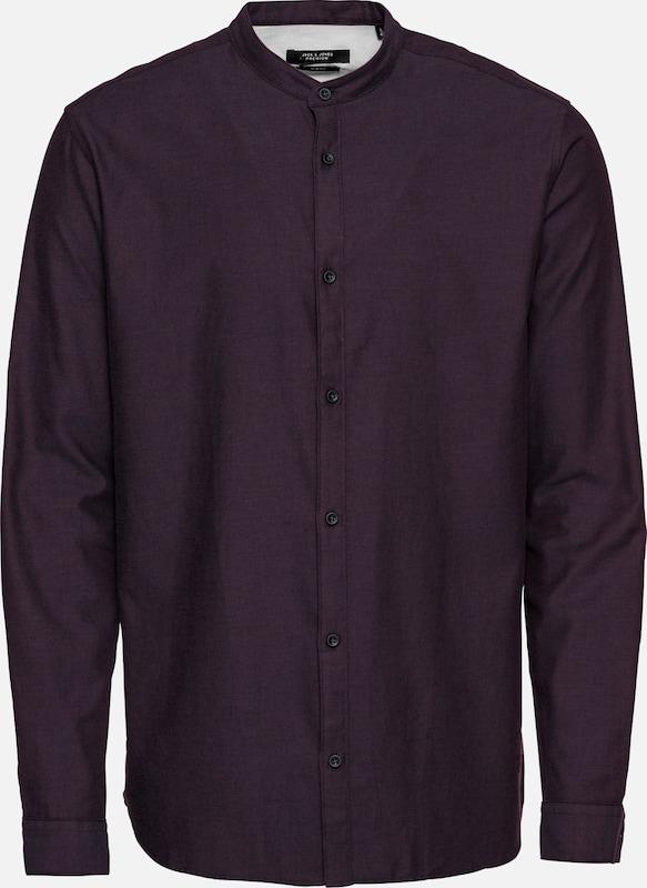 Chemise Aubergine s' 'jprray Mao Shirt En L Jones Jackamp; 54Lj3AR
