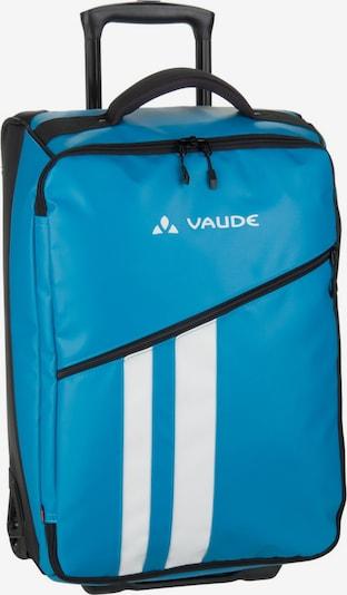 VAUDE Trolley 'Rotuma' in blau / schwarz / weiß, Produktansicht