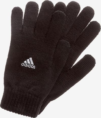 ADIDAS PERFORMANCE Feldspielerhandschuhe 'Tiro 19' in schwarz / weiß, Produktansicht