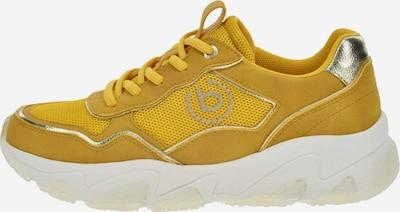 bugatti Sneaker in gelb, Produktansicht