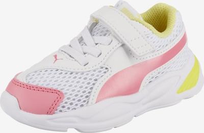 PUMA Sneaker in gelb / weiß, Produktansicht