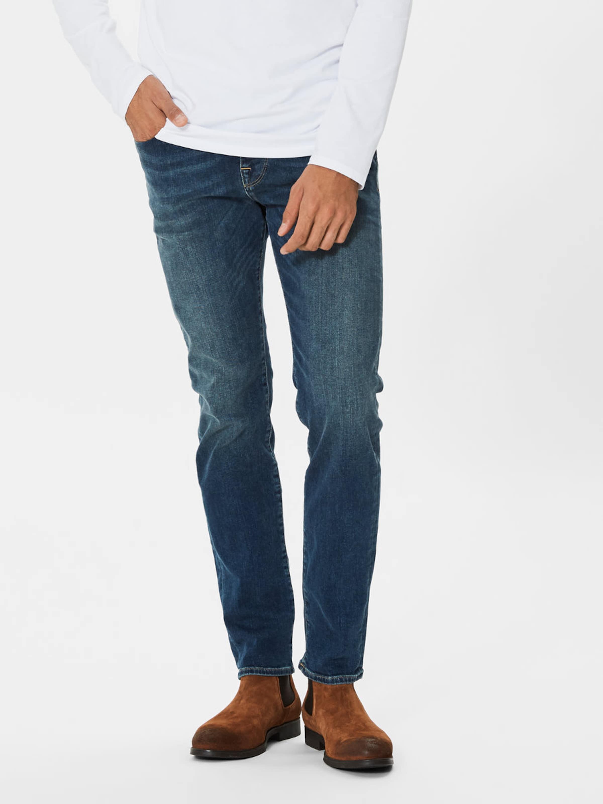 Offizielle Seite SELECTED HOMME Jeans 'SHNSLIM-LEON 1004 M.BLUE ST JNS NOOS' Kauf Zum Verkauf Spielraum Heißen Verkauf nIwtTR
