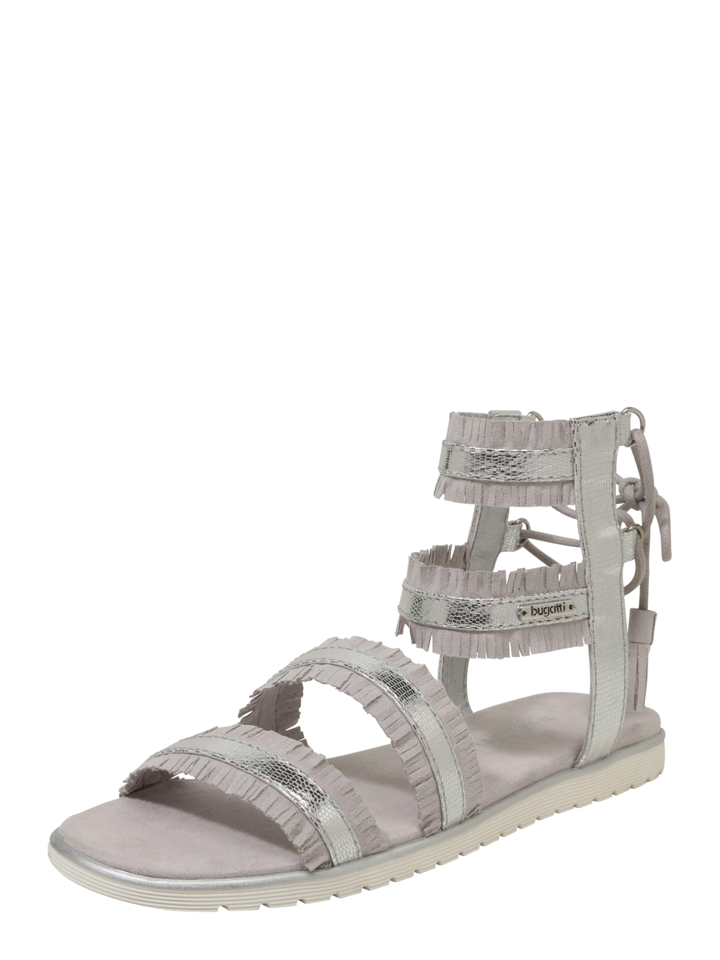 bugatti Sandalette im Römer-Look Verschleißfeste billige Schuhe