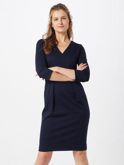 InWear Kleid 'Nira' in marine, Modelansicht