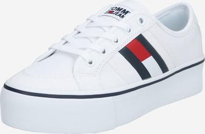 fehér Tommy Jeans Rövid szárú edzőcipők, Termék nézet