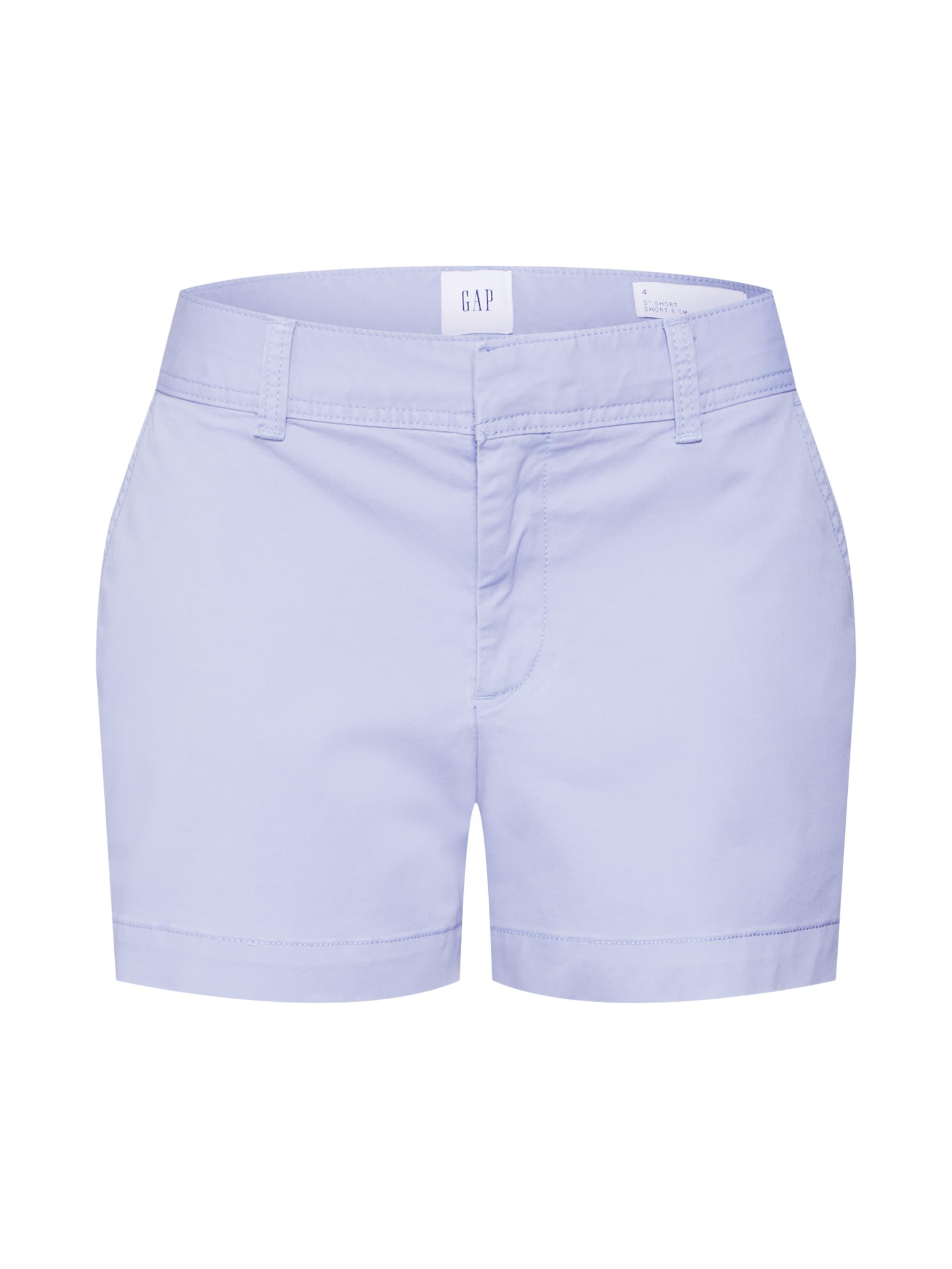 Pantalon Short En Embroidery' 'city Gap Bleu RLqj54A3