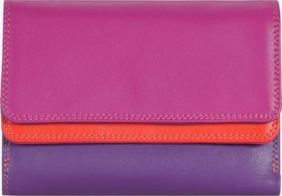 mywalit Portemonnee in de kleur Cyclaam / Donkerlila / Lichtrood, Productweergave