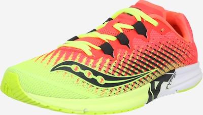 saucony Tenisice za trčanje 'TYPE A9 ' u neonsko žuta / roza, Pregled proizvoda