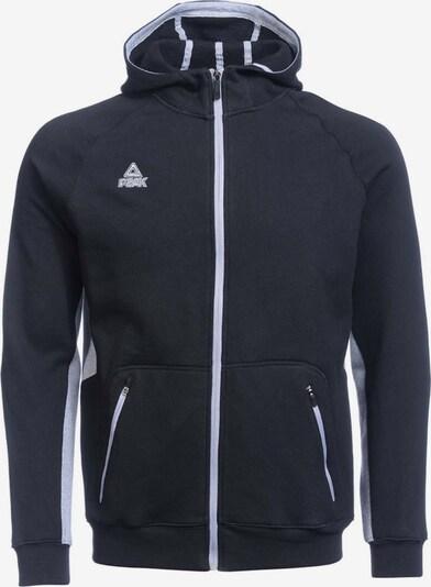 PEAK Zip Hoody in schwarz, Produktansicht