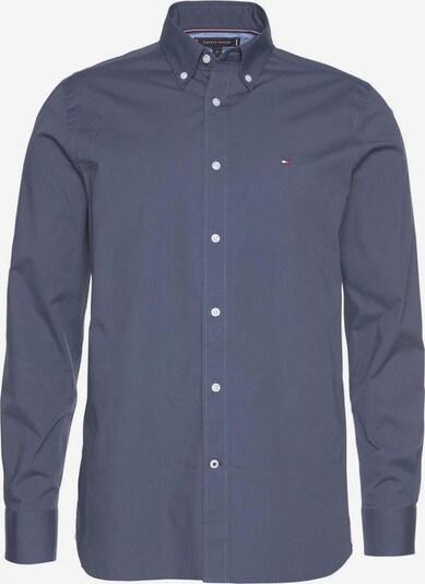 TOMMY HILFIGER Hemd in taubenblau, Produktansicht