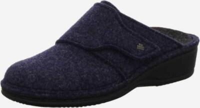 Finn Comfort Huisschoenen in de kleur Nachtblauw, Productweergave