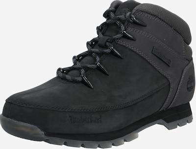 Bocanci cu șireturi 'Euro Sprint Hiker' TIMBERLAND pe negru, Vizualizare produs