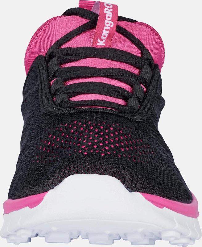 KangaROOS Sneaker mit Mesh-Ware