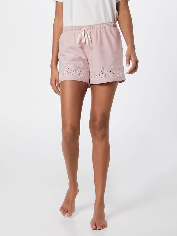 En 'roots Pantalon Rosé Skiny De Pyjama Sleep' dorQxeWEBC