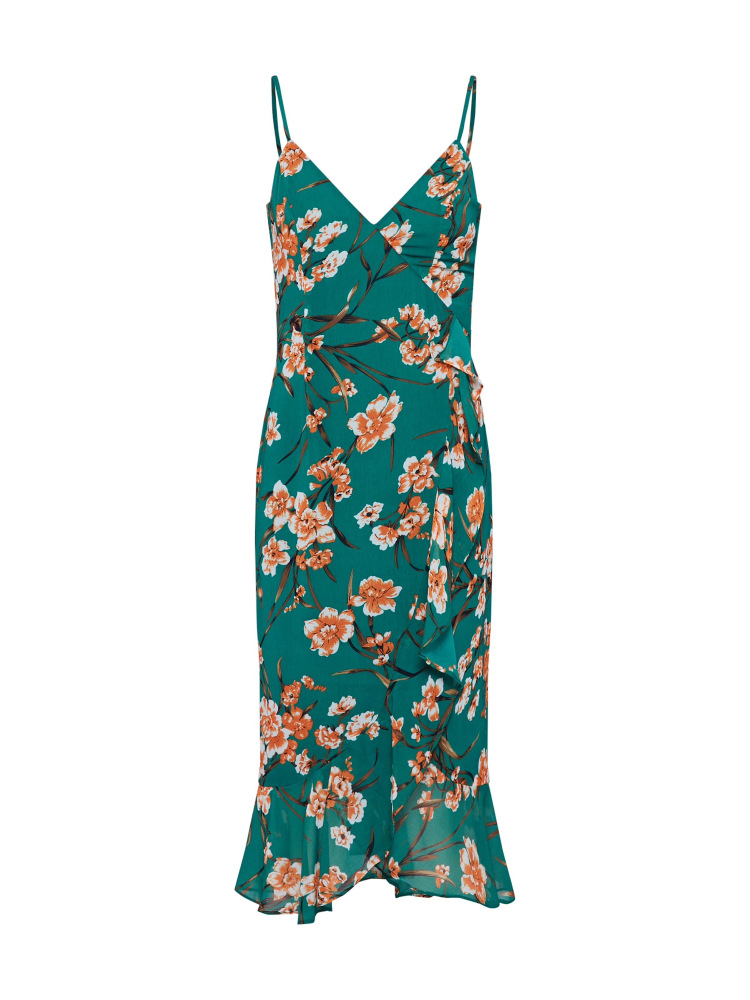 Bardot Grün Kleid 'malika Dress' Floral In XZuPOkiT