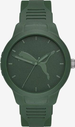 PUMA Uhr in grün, Produktansicht