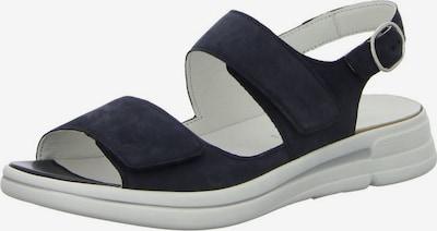 WALDLÄUFER Sandale in navy, Produktansicht