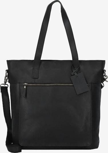 Burkely Schultertasche 'Vintage Jade' in schwarz, Produktansicht