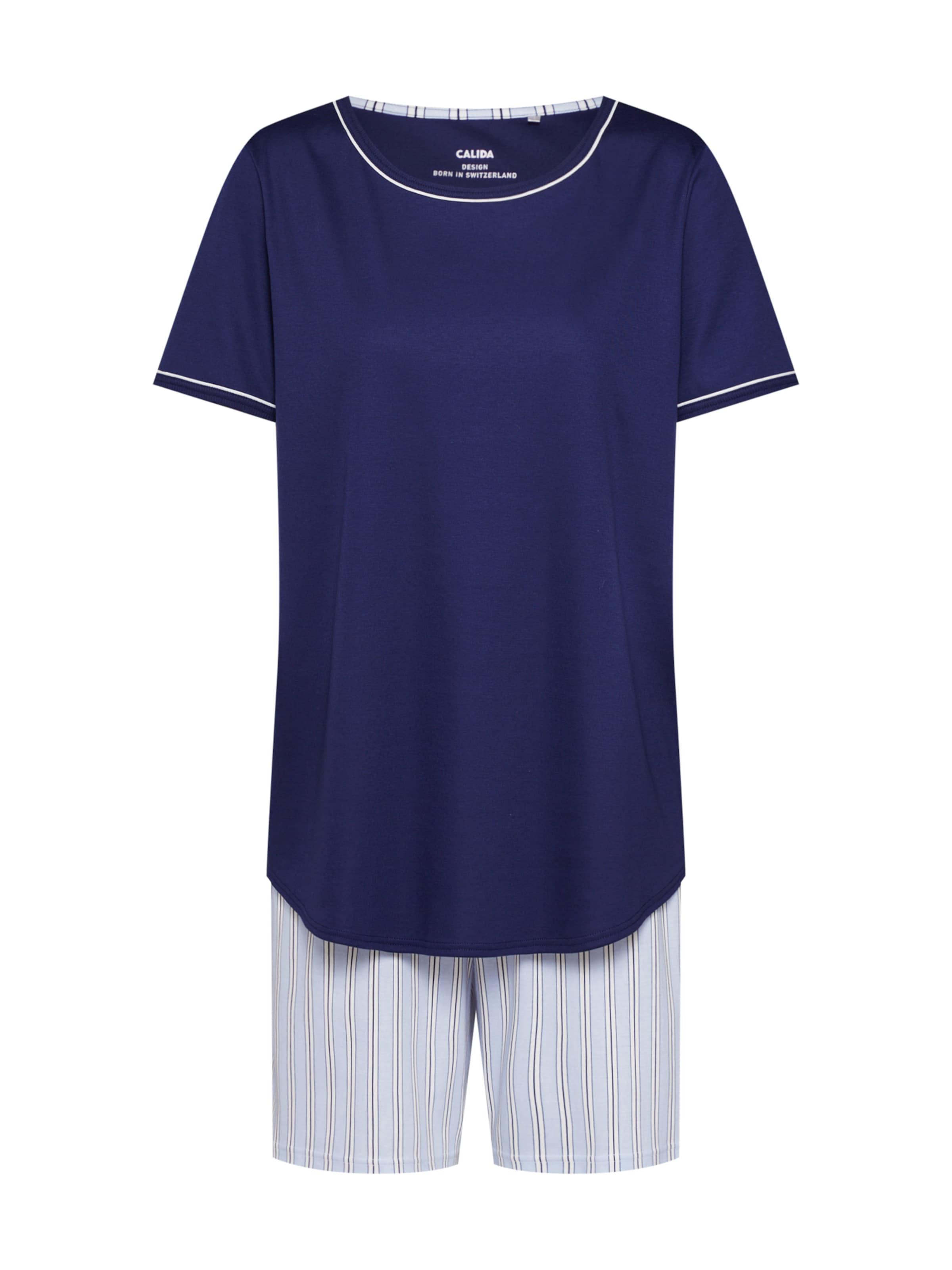 Bleu En Calida Dreams' Pyjama 'sweet HD2YW9EI