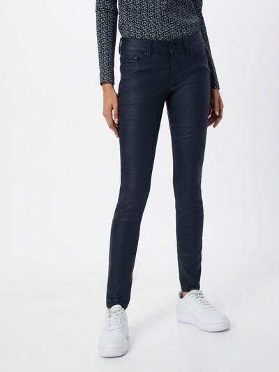 TOM TAILOR DENIM Jeans 'Jona' in schwarz, Modelansicht