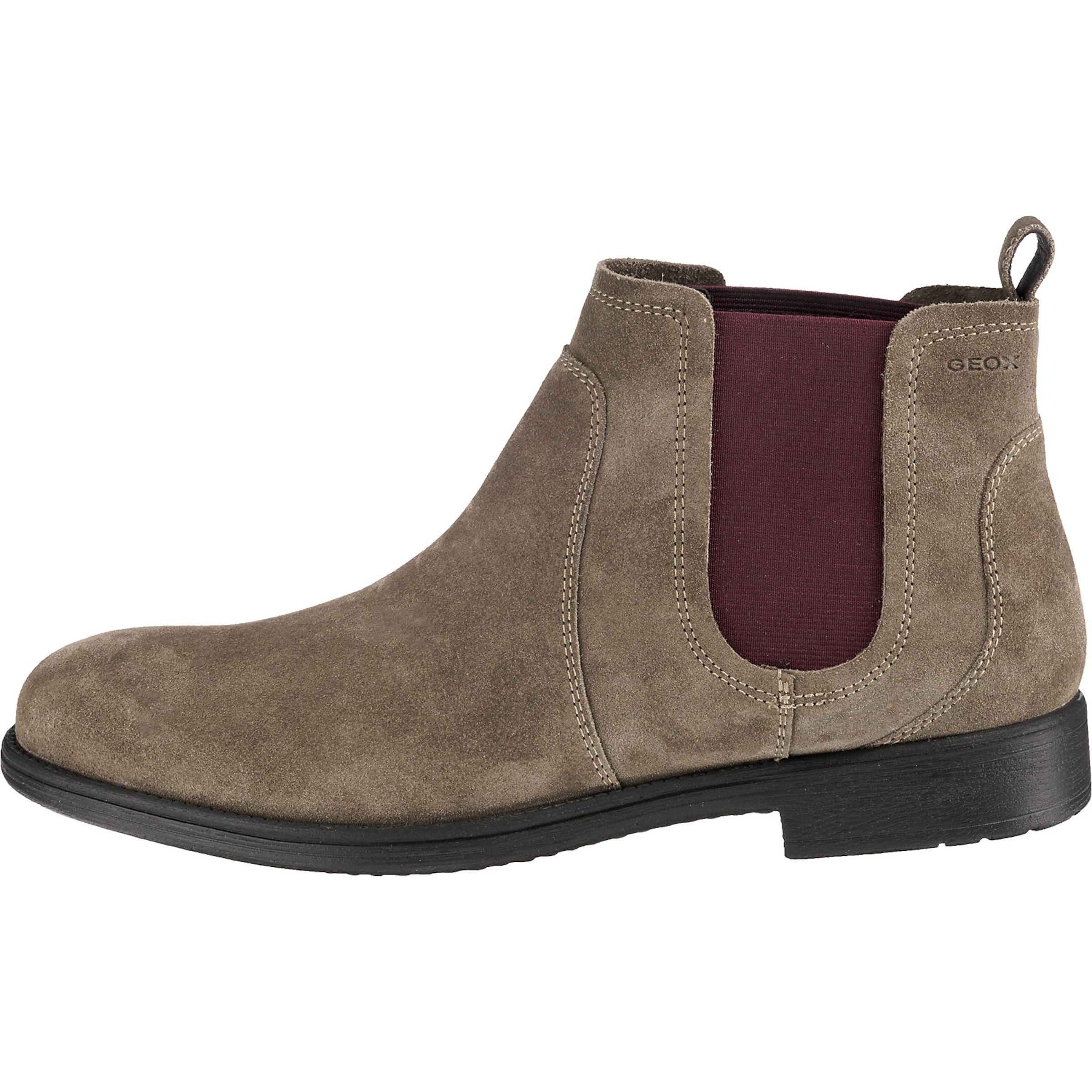 'u Jaylon' In GreigeBeere Boots Geox Chelsea c4q3A5RjL