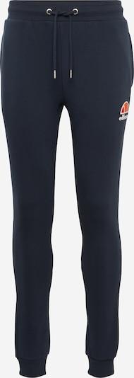 ELLESSE Spodnie sportowe 'Ovest' w kolorze ciemny niebieski / pomarańczowy / jasnoczerwony / białym, Podgląd produktu