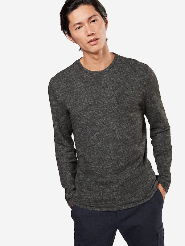 NOWADAYS Pullover 'knit optic sweat'