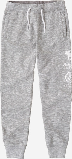 Abercrombie & Fitch Jogginghose in grau, Produktansicht