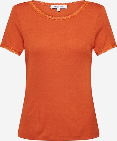 ABOUT YOU T-shirt 'Jolanda' en orange, Vue avec produit