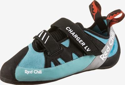 Red Chili Kletterschuhe 'Charger LV' in hellblau / mischfarben, Produktansicht