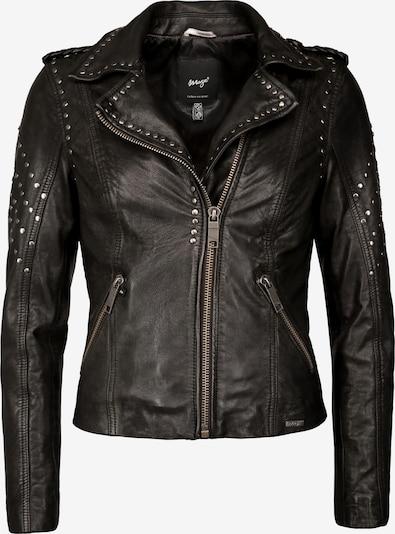 Maze Lederjacke 'Titana' in schwarz, Produktansicht