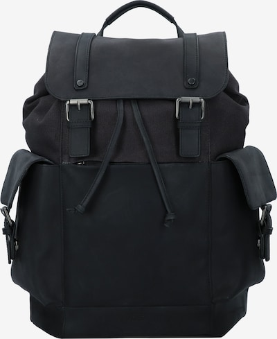 JOST Rucksack 'Salo' in schwarz, Produktansicht