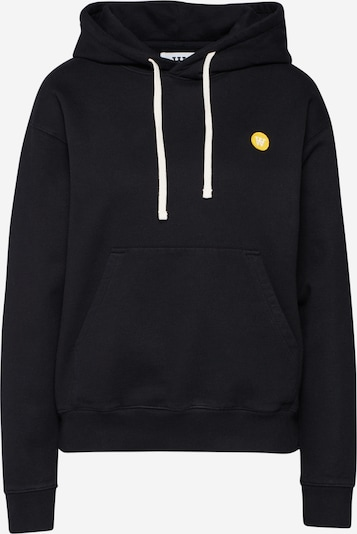 WOOD WOOD Sweatshirt 'JENN' in de kleur Zwart, Productweergave