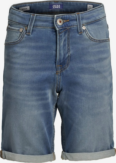 Jack & Jones Junior Jeansshorts in blue denim, Produktansicht