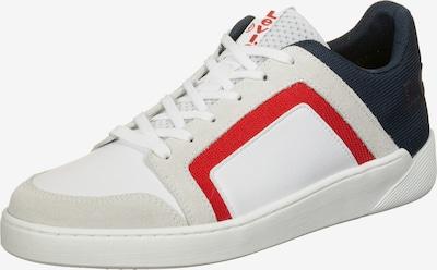 LEVI'S Schuhe ' Mullet 2.0 ' in dunkelblau / rot / weiß, Produktansicht