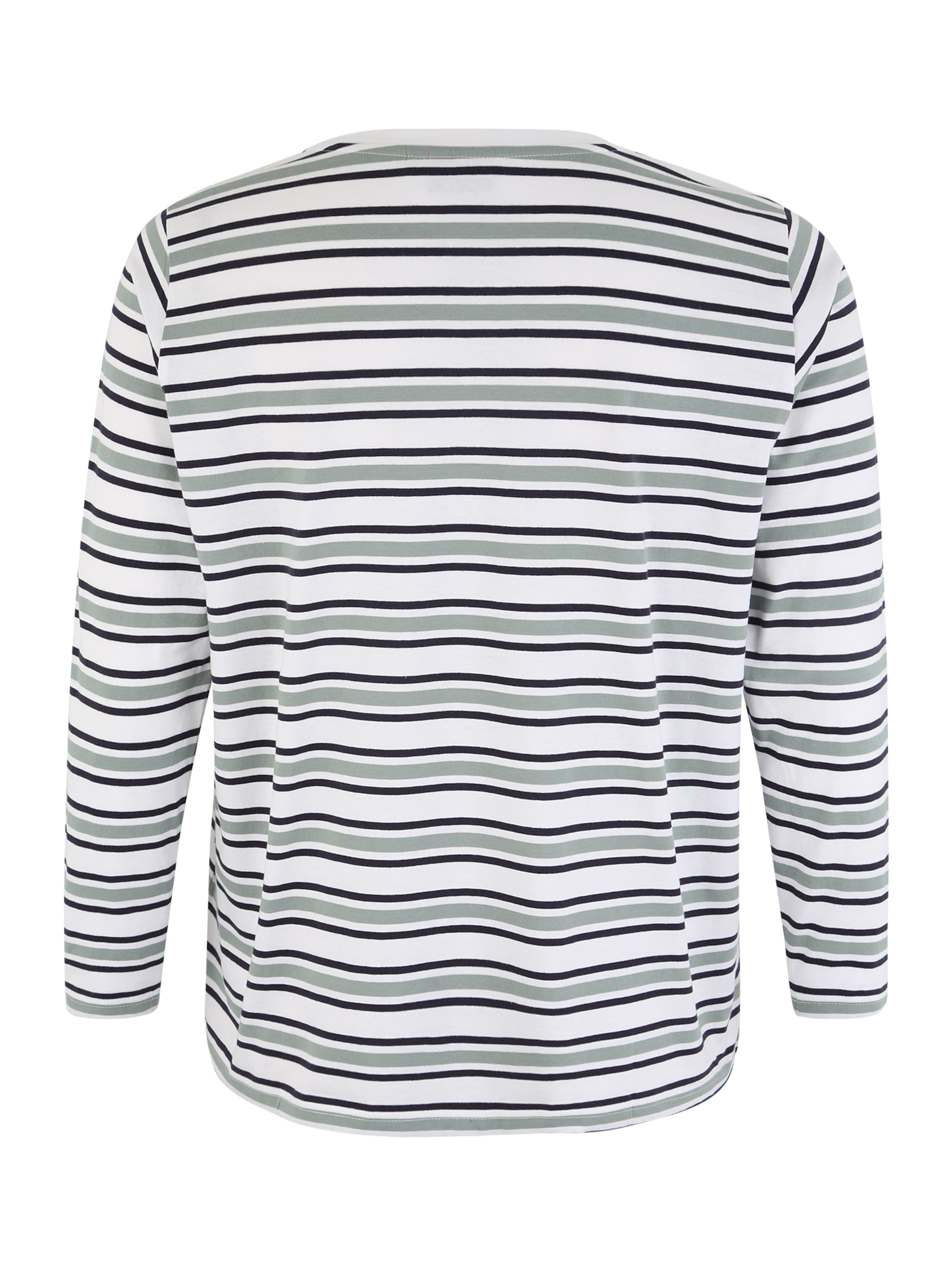 En NuitJade Zizzi Bleu T Blanc shirt 'scarlett' 4qAj5RL3