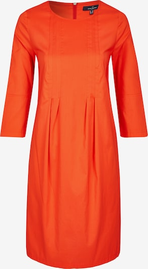 DANIEL HECHTER Kleid in orange: Frontalansicht