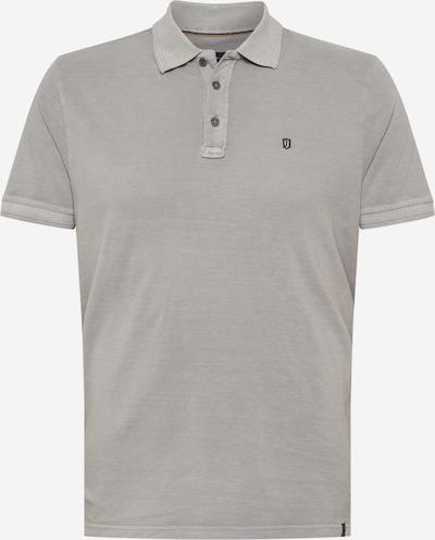 INDICODE JEANS T-Shirt 'Huesca' en gris clair, Vue avec produit