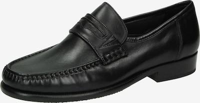 SIOUX Mocassins 'Ched-XL' in de kleur Zwart, Productweergave