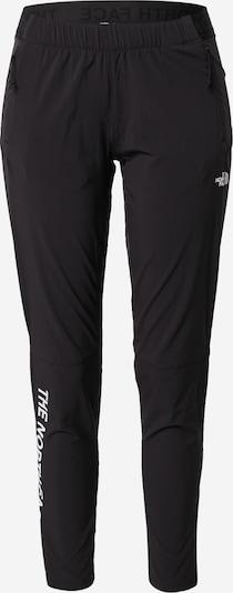 THE NORTH FACE Sport-Hose 'Varuna' in schwarz / weiß, Produktansicht
