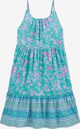OshKosh Kleid in türkis / rosa / weiß, Produktansicht