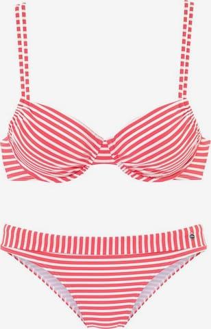s.Oliver Bikini in Rot
