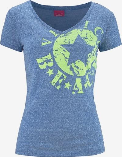 VENICE BEACH Koszulka w kolorze niebieskim: Widok z przodu