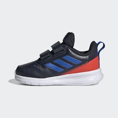ADIDAS PERFORMANCE Schuhe 'AltaRun' in blau / navy / rot, Produktansicht