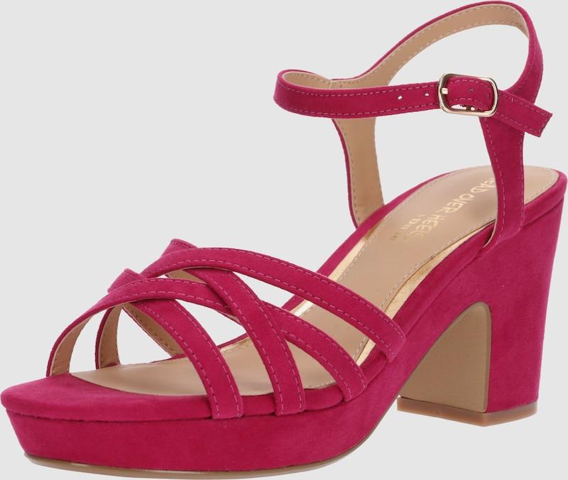 Head Over Heels es | Sandalette 'JBCLYN'--Gutes Preis-Leistungs-Verhältnis, es Heels lohnt sich,Sonderangebot-1971 02012a
