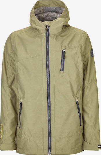 KILLTEC Softshelljacke 'Careyo' in khaki, Produktansicht