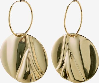 Pilgrim Schmuck 'Earrings Water' in gold: Frontalansicht